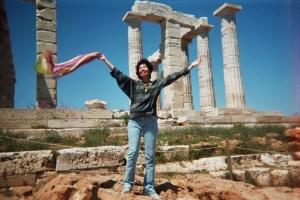 Templo de Poseidón, Sounio, Grecia