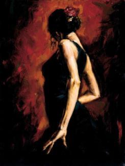 Flamenco, por Fabián Pérez