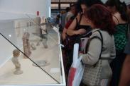Exposición de estatuillas