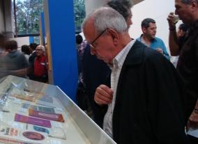 Exposición de libros