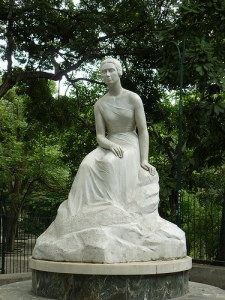 Escultura por Carmen Cecilia Caballero de Blanch