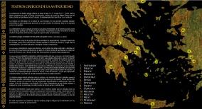 Anfiteatros en Grecia