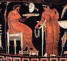 10. Hades y Perséfone