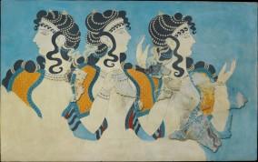 7. Danza en Knossos